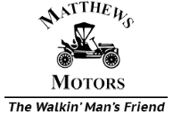 Matthews Motors Clayton Blog